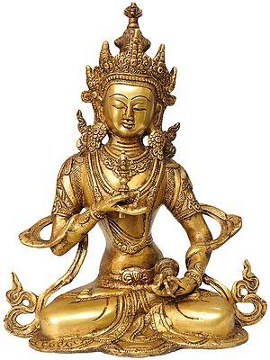 Seated Vajrasattva (Tibetan Buddhist Deity)
