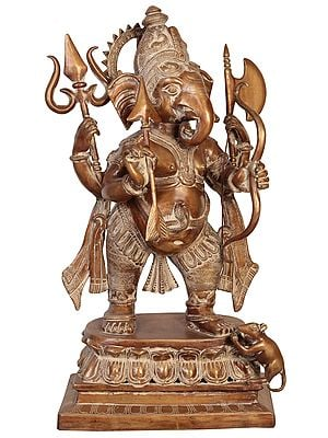 The Invincible Yuddha-Ganapati
