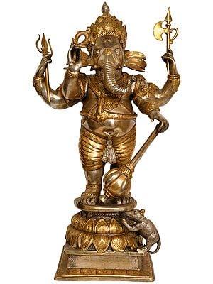 Yuddha-Ganpati