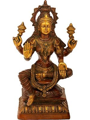 Large Size Four-Armed Blessing Lakshmi