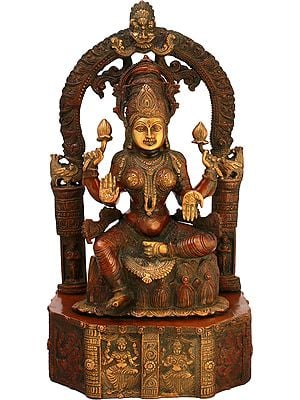 Goddess Lakshmi as Devi Padmavati