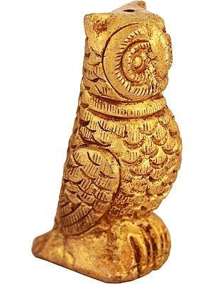 Owl Agarbatti Stand