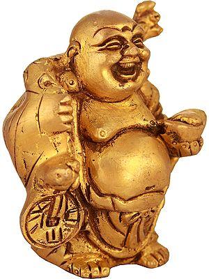 Small Size Laughing Buddha
