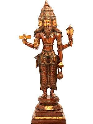 Large Size Lord Brahma