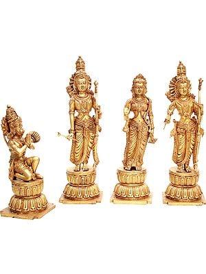 Fine Quality Rama Durbar