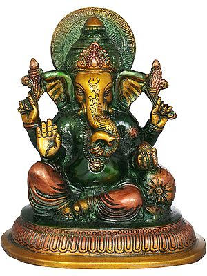 Ashirwad Ganesha
