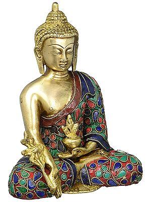 The Meditating Medicine Buddha Buddhism
