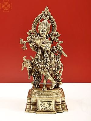 The Resplendence Of Venugopala