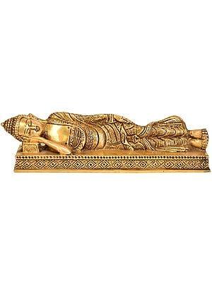 Parinirvana Buddha (Tibetan Buddhist Deity)