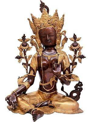 Seated Shyama Tara