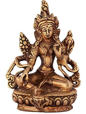 Goddess Green Tara (Tibetan Buddhist)