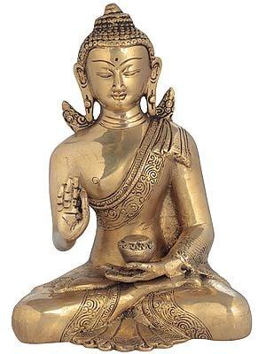 Buddha in Vitark Mudra (Tibetan Buddhist Deity)