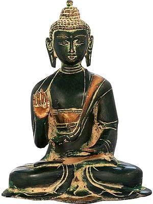 Blessing Buddha (Tibetan Buddhist)