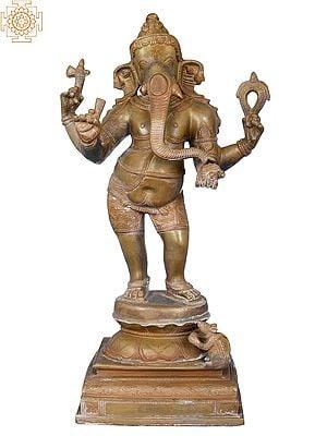 Lissome Standing Ganesha