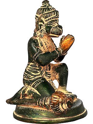 Lord Hanuman (Small Statue)