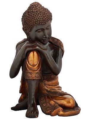 Tibetan Buddhist Thinking Buddha