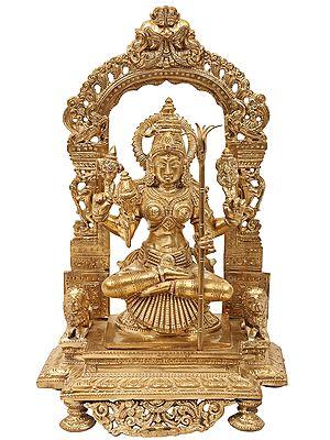 The Richly Adorned Devi Rajarajeshvari