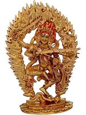 Goddess Kurukulla - Made in Nepal