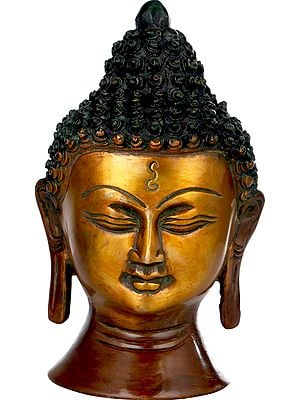 Lord Buddha Head