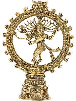 Lord Shiva as Nataraja - From South India
