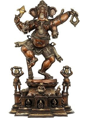 Ganesha, The Pot-bellied Deity That Dances