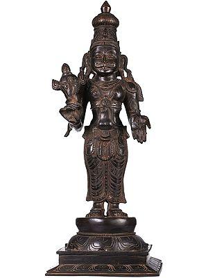 Vaishnav Deity From South India