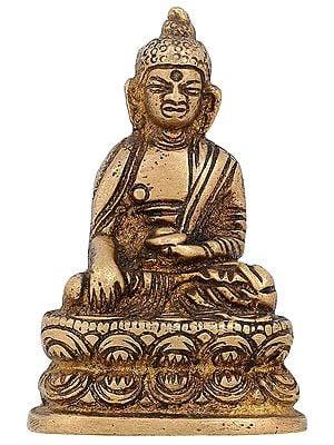 Small Size Tibetan Buddhist Lord Buddha