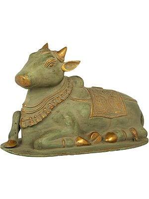 Nandi The Bull - The Vahana Of Shiva