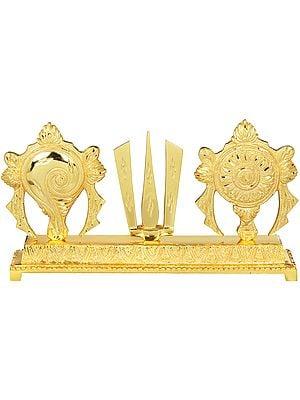 Vaishnava Symbols in Gift Box