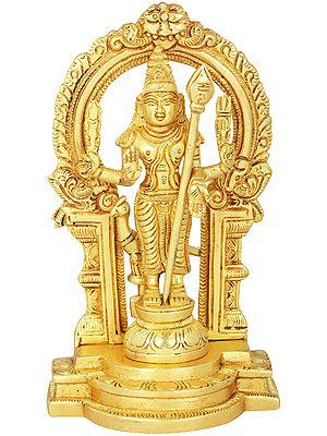 Kumara Karttikeya (Murugan)