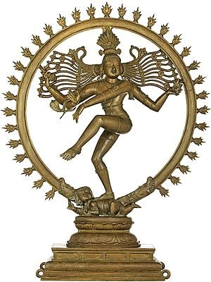 Superfine Bronze Nataraja