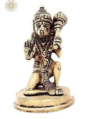 Shri Hanuman (Small Statue)