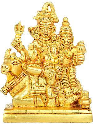 Shiva Family - Small Family