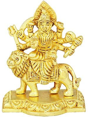 Small Goddess Durga
