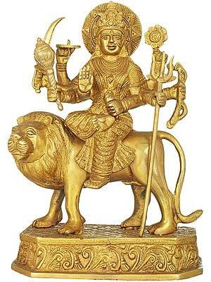 Sheran-wali Mata (Goddess Durga)
