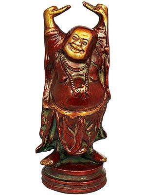 Laughing Buddha - Tibetan Buddhist