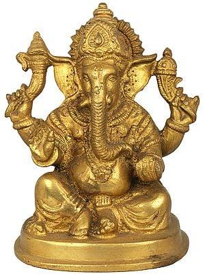 Small Ganesha