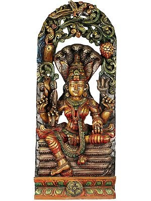 South Indian Goddess Mariamman - Large Size
