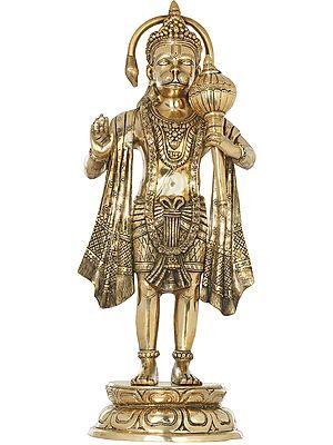 The Glorious Hanuman, The Jewel Of The Ramayana