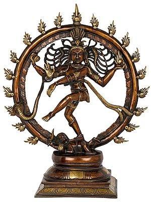 Nataraja - Brass Statue