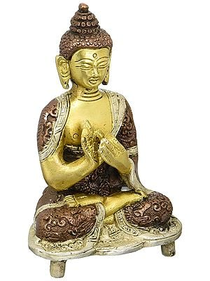 Buddha in Teaching Mudra