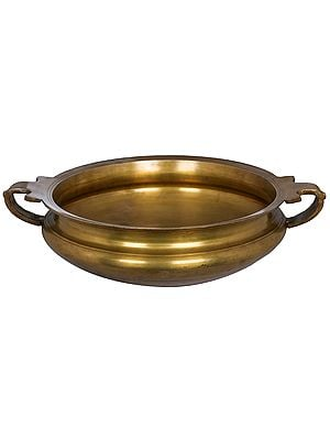Large Ritual Urli Bowl