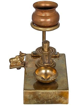 Shiva Linga Abhisheka Set