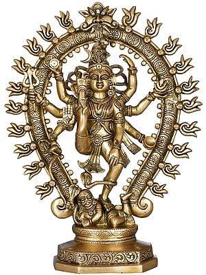 Urdhava Tandava By Shiva