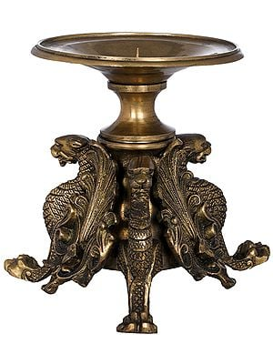 Griffin Candle Stand
