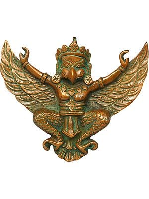 Small Wall Hanging Garuda