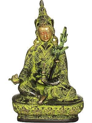 Tibetan Buddhist Guru Rin Poche (Padmasambhava)