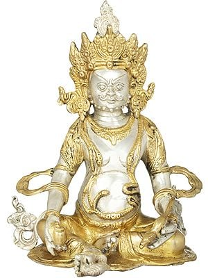 The God of Wealth- Kubera