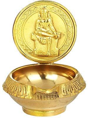 Sai Baba Puja Diya