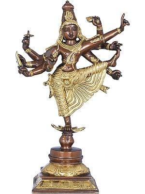 The Nrtya Of Lord Trivikrama